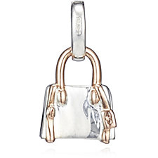 Links of London Day Out Shopping Bag Charm Sterling Silver