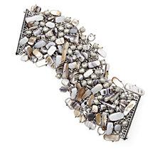 Frank Usher Chunky Multi Bead Bracelet