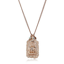 Pilgrim Hero Buddha 70cm Necklace