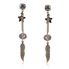 Bibi Bijoux Bead & Charm Earrings