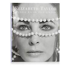Elizabeth Taylor My Love Affair with Jewelry Hardcover Book