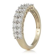 1ct Elegance Diamond Ring 9ct Gold