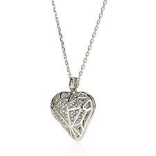 Loverocks Crystal Heart 92cm Necklace