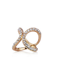 Loverocks Crystal Ring