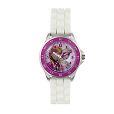 Disney Frozen Time Teacher Rubber Strap Watch