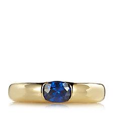 Elizabeth Taylor Simulted Gemstone Stack Ring