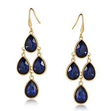 Fornash Crystal Drop Earrings