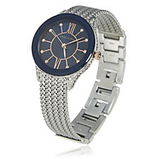 Anne Klein Ladies Marsha Mesh Bracelet Watch