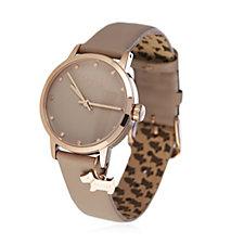 Radley London Meadow Leather Strap Watch