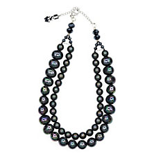 Butler & Wilson Faux Pearl 45cm Necklace