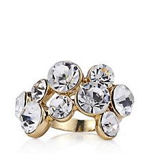 Loverocks Crystal Bubble Ring