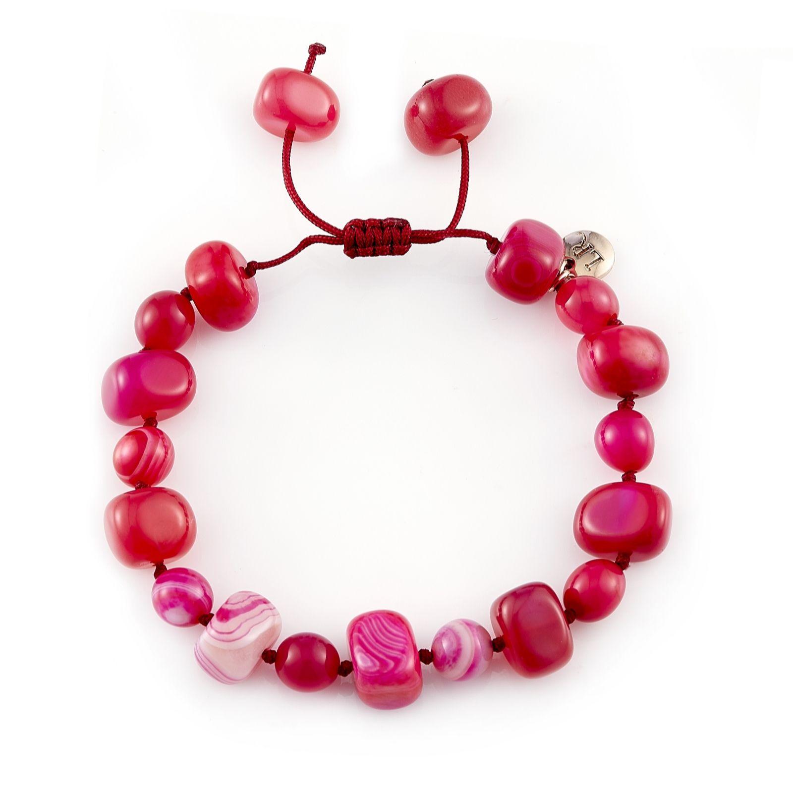 048d24c239 Lola Rose Mimi Semi Precious Bracelet - QVC UK