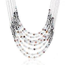 Lola Rose Inga Semi Precious 46cm Necklace
