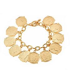 Fornash Calypso Coin Bracelet