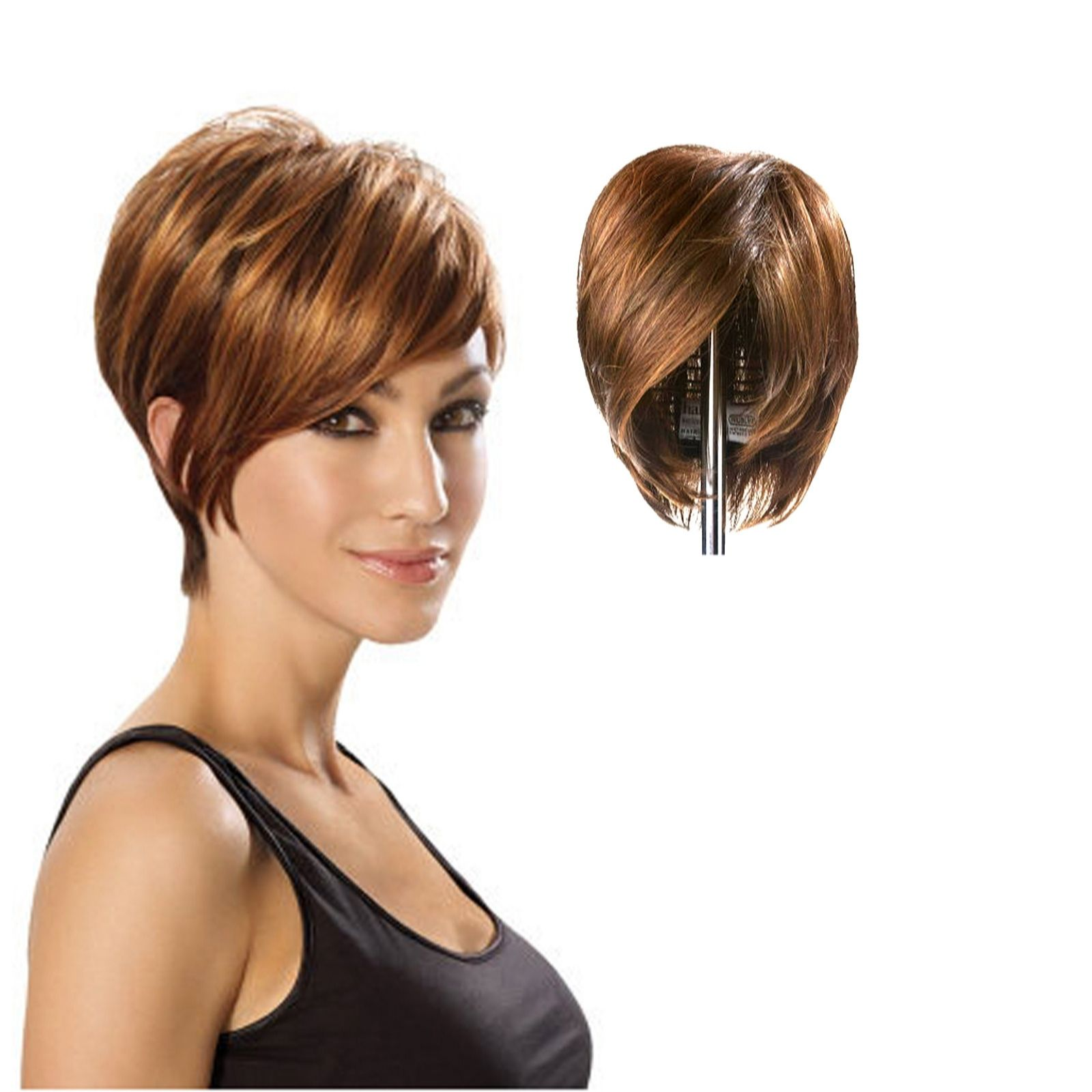 Hairdo By Hairuwear Wig And Wig Brush Page 1 Qvc Uk