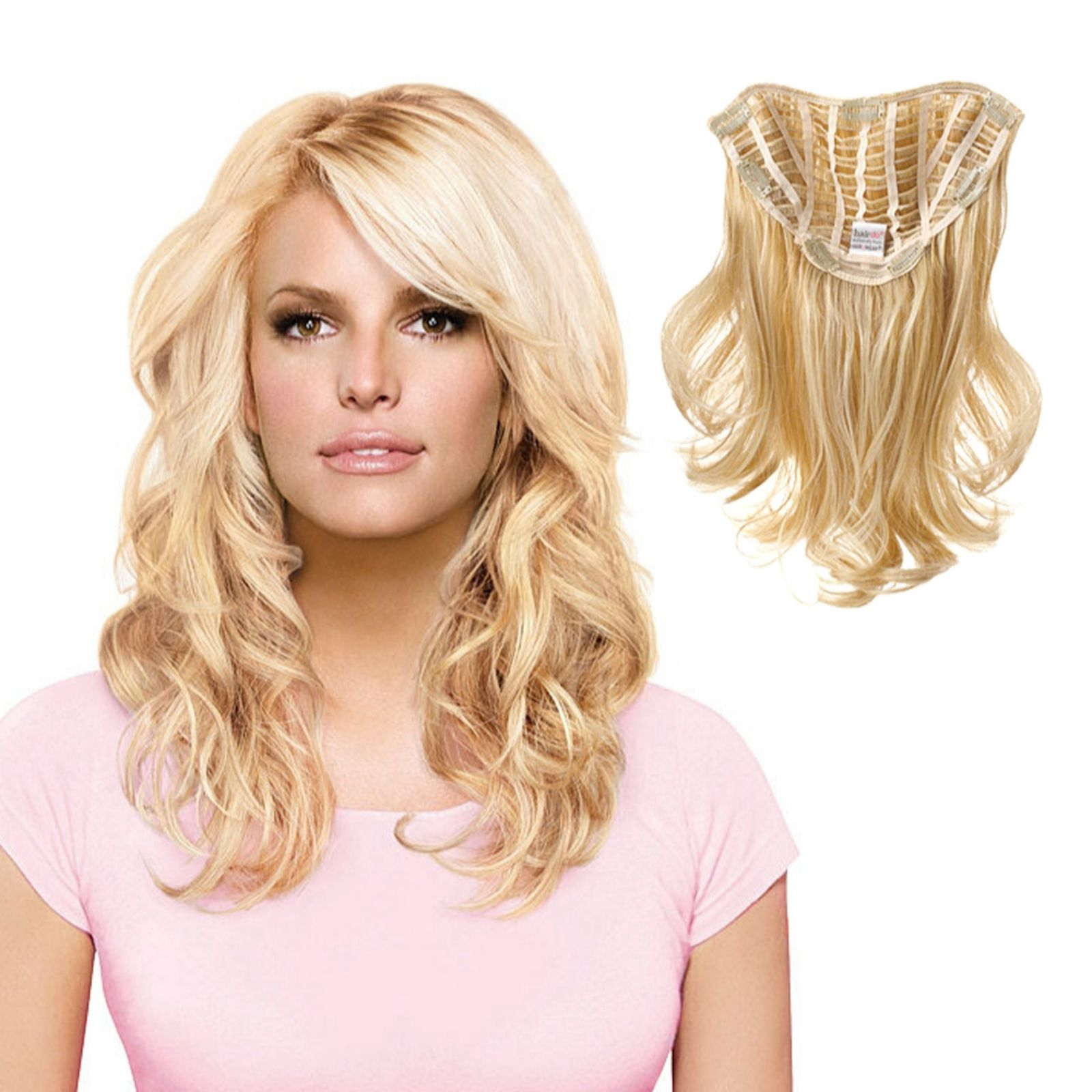 Hairdo By Ken Paves Jessica Simpson 20 True2life Wavy Hair