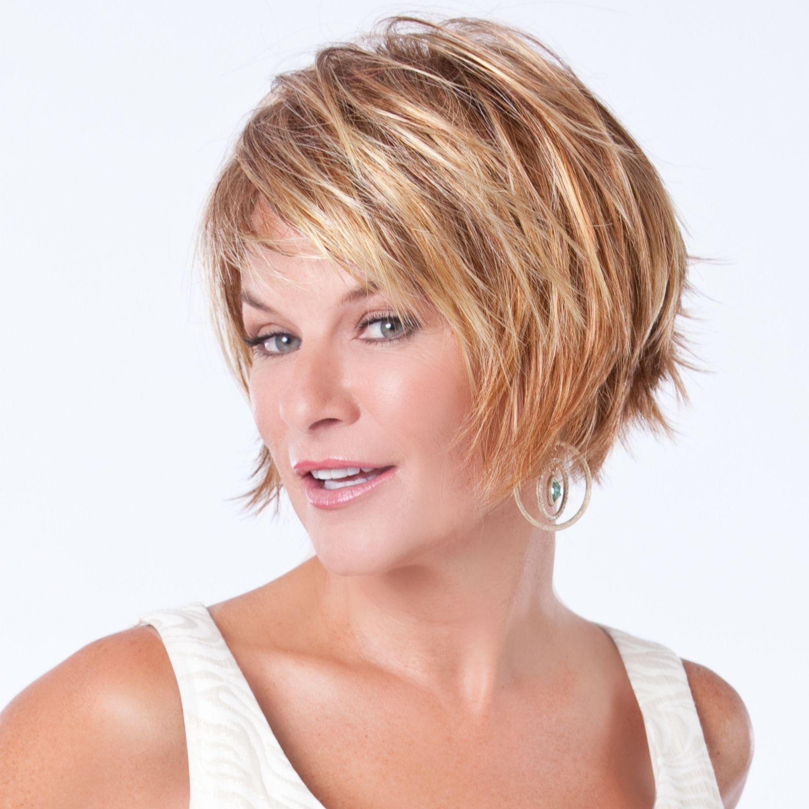 Toni Brattins Hair Fabulous Trendsetter Wig Page 1 Qvc Uk