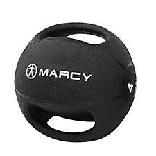 Marcy Dual Grip 4kg Medicine Ball