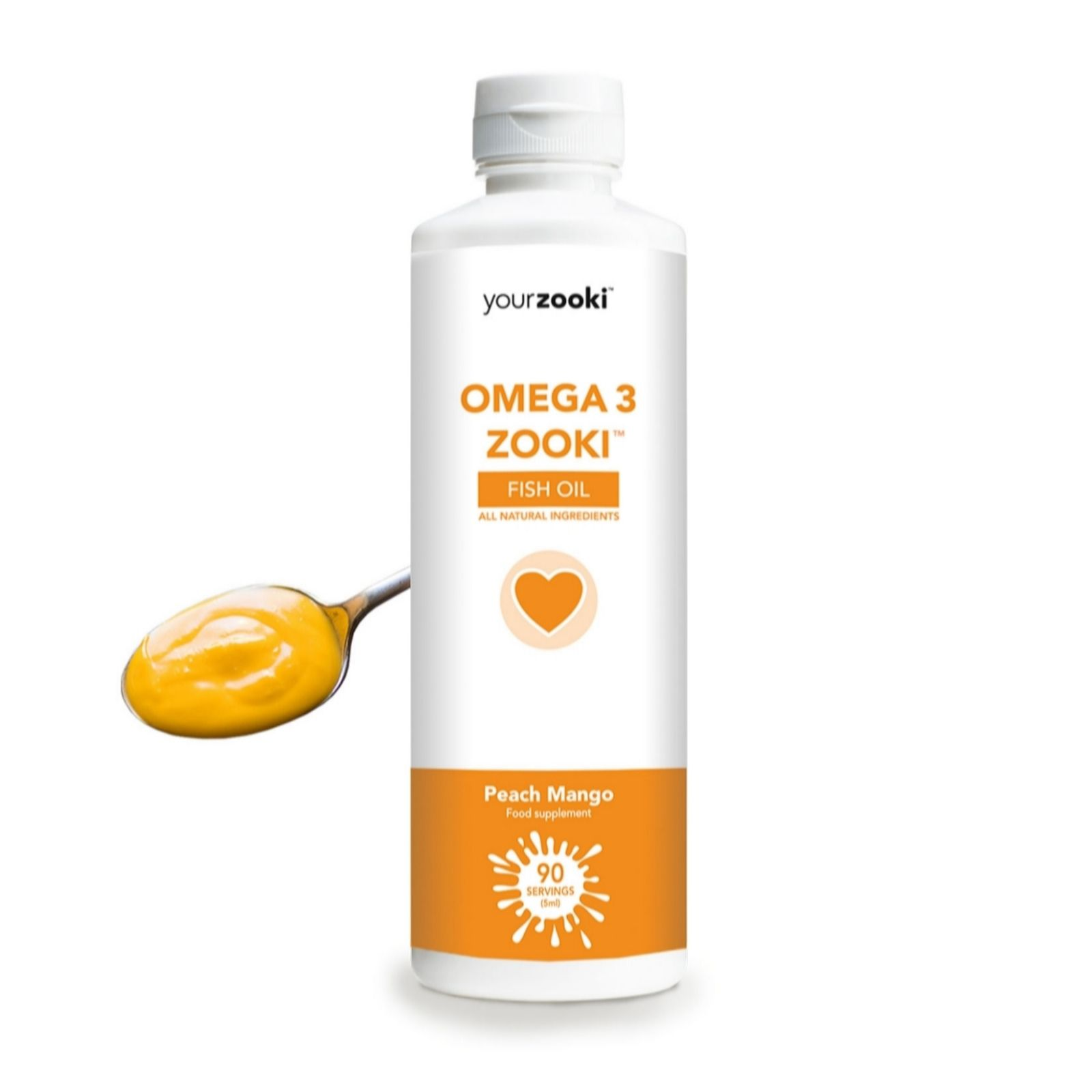 6a332e5d79 Omega 3 Zooki By YourZooki - QVC UK