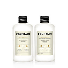 Fountain Glow Molecule Duo Drink