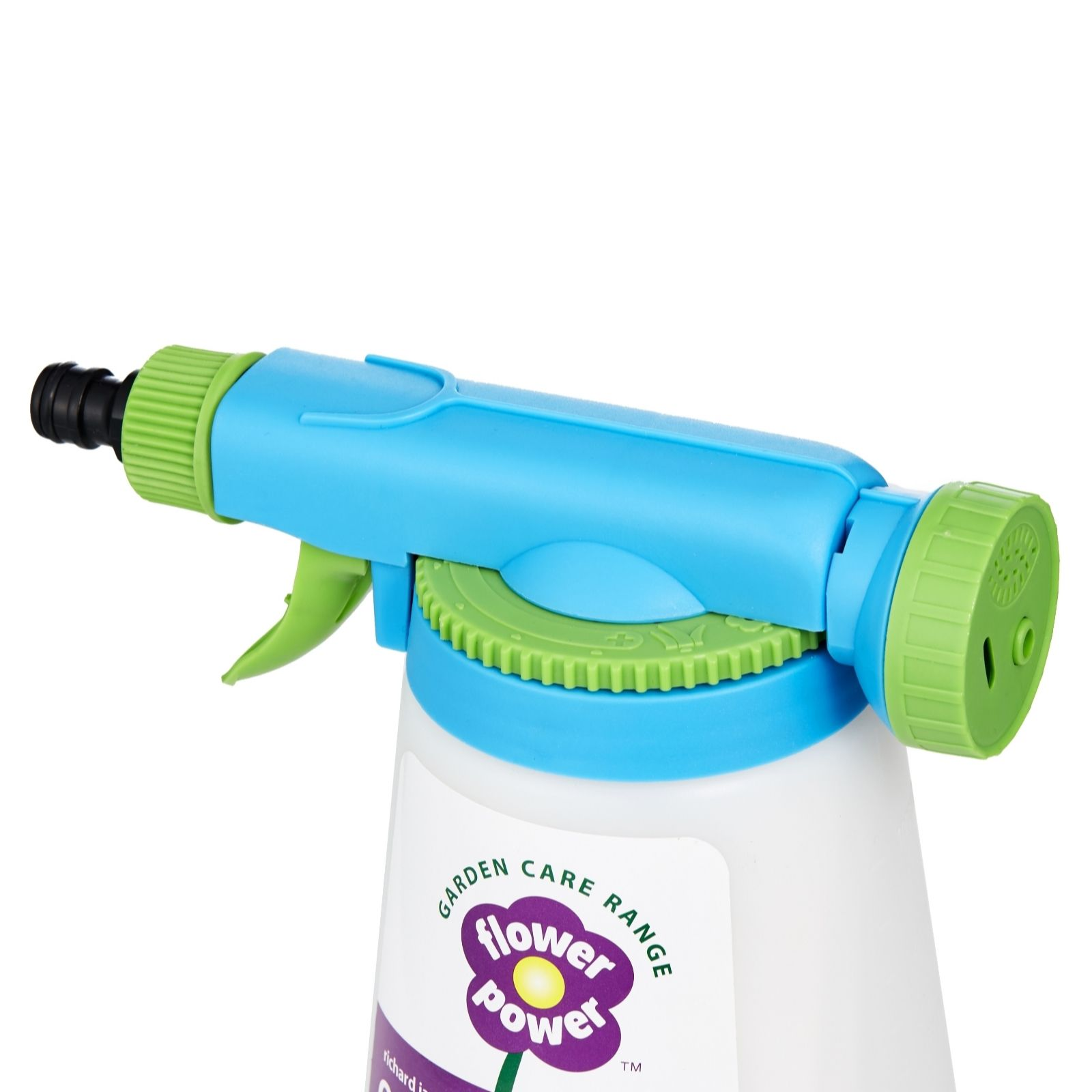 Richard Jackson's Lawn Magic 3 Litre Grass Feed with Hose-End Sprayer - QVC  UK
