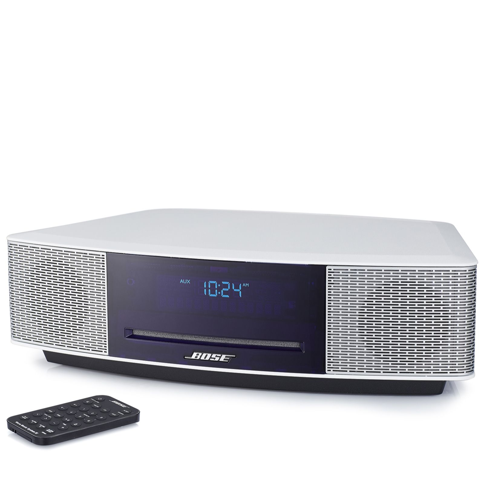 Bose Wave Music System IV with DAB/AM/FM Tuner & CD Player - QVC UK