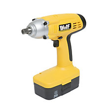Wolf 24v Cordless Square Impact Wrench