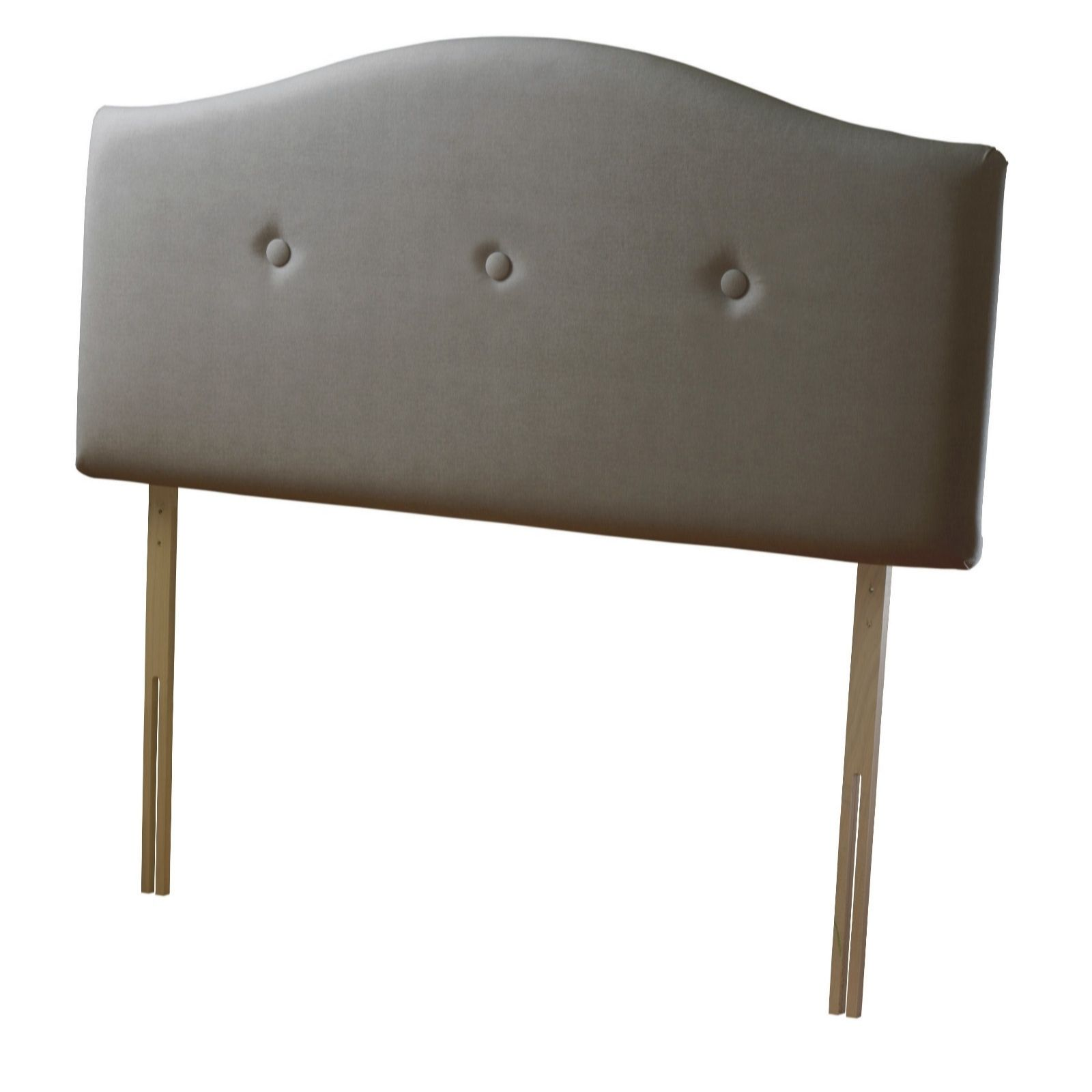 Sealy Upholstered Messina Strutted Headboard Qvc Uk