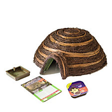 Wildlife World Hedgehog House Starter Kit