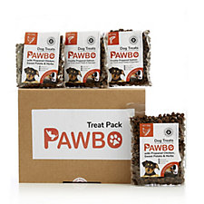 Pawbo Pack of 4 Assorted Dog Treats