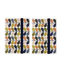 Orla Kiely Set of 2 Document Folders