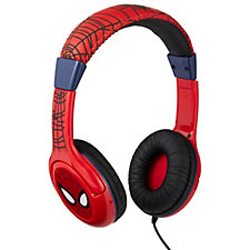 Marvel Youth Headphones with Kid Safe Technology