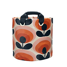 Orla Kiely Large Fabric Storage Bag