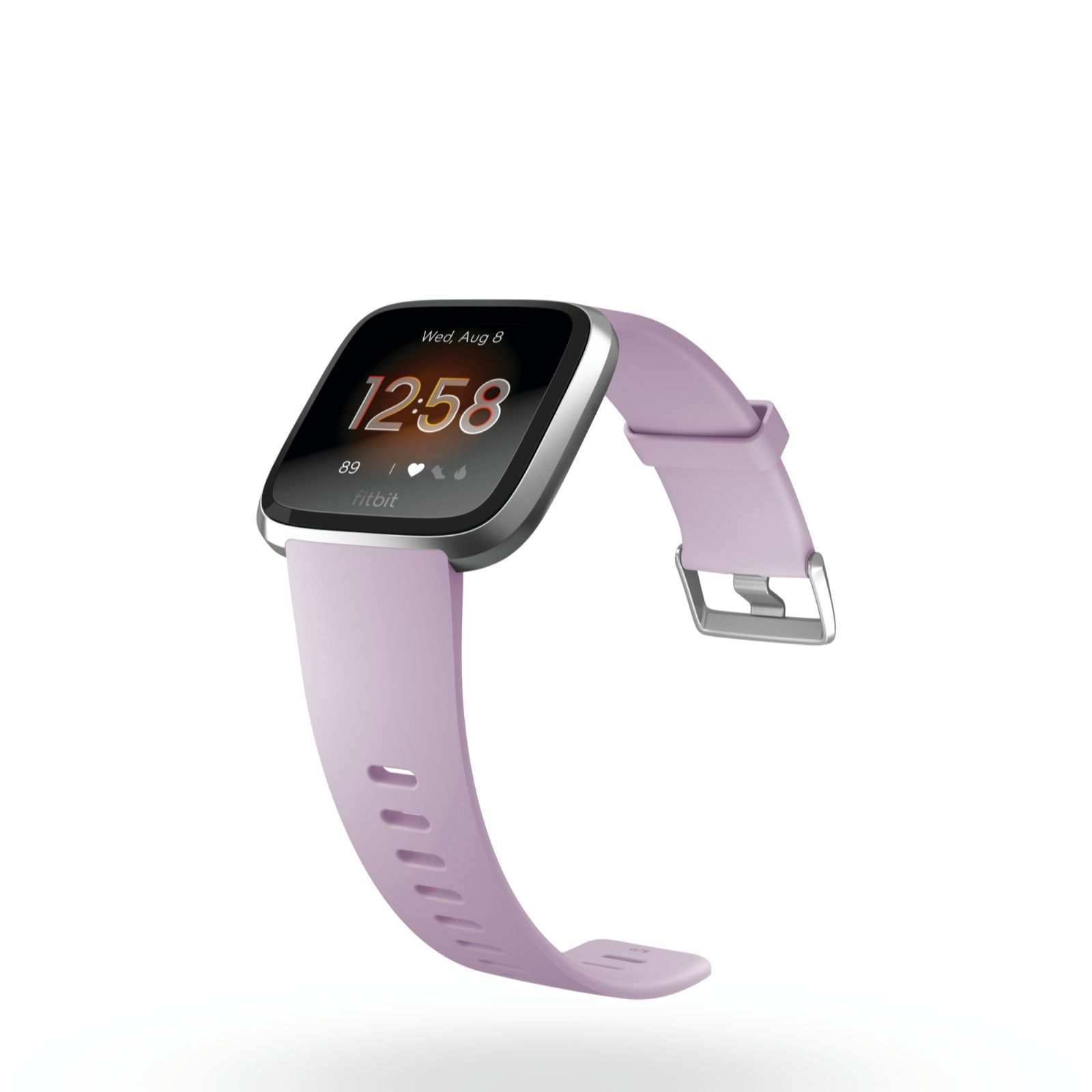 Fitbit Versa Lite Smartwatch with Heart Rate Monitor - QVC UK