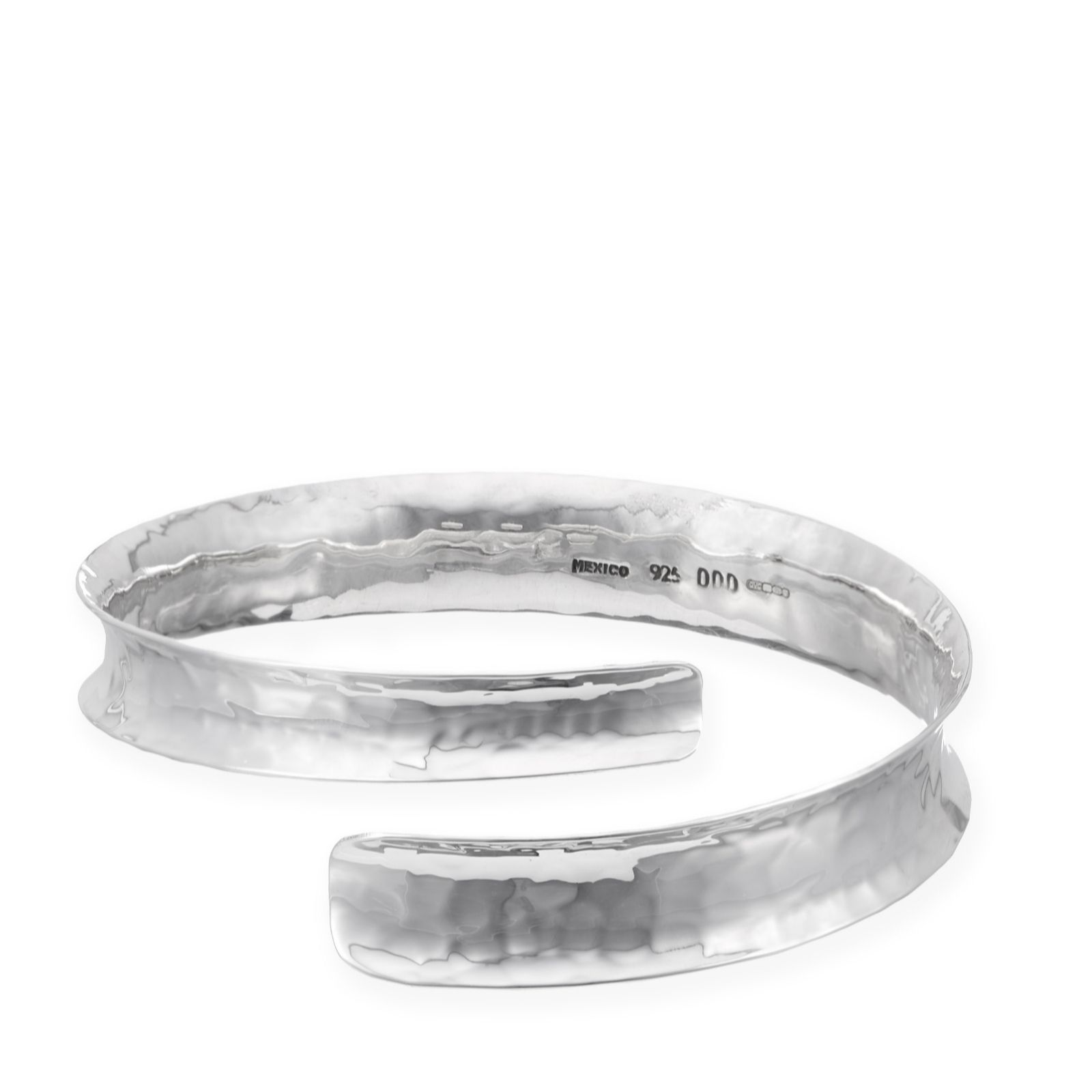 6498b29bc Taxco Traditions Entwined Bangle Sterling Silver - Page 1 - QVC UK