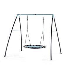 Plum Premium Nest Swing with Mist