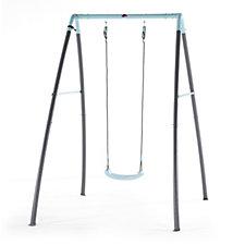 Plum Premium Single Swing Set with Mist