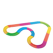 Twister Tracks 15ft Flexible Track with Two Cars