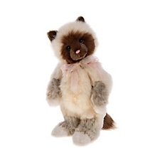 Charlie Bears Collectable Clawdia 11.5