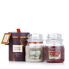 Yankee Candle Set of 2 Medium Jars with Gift Box
