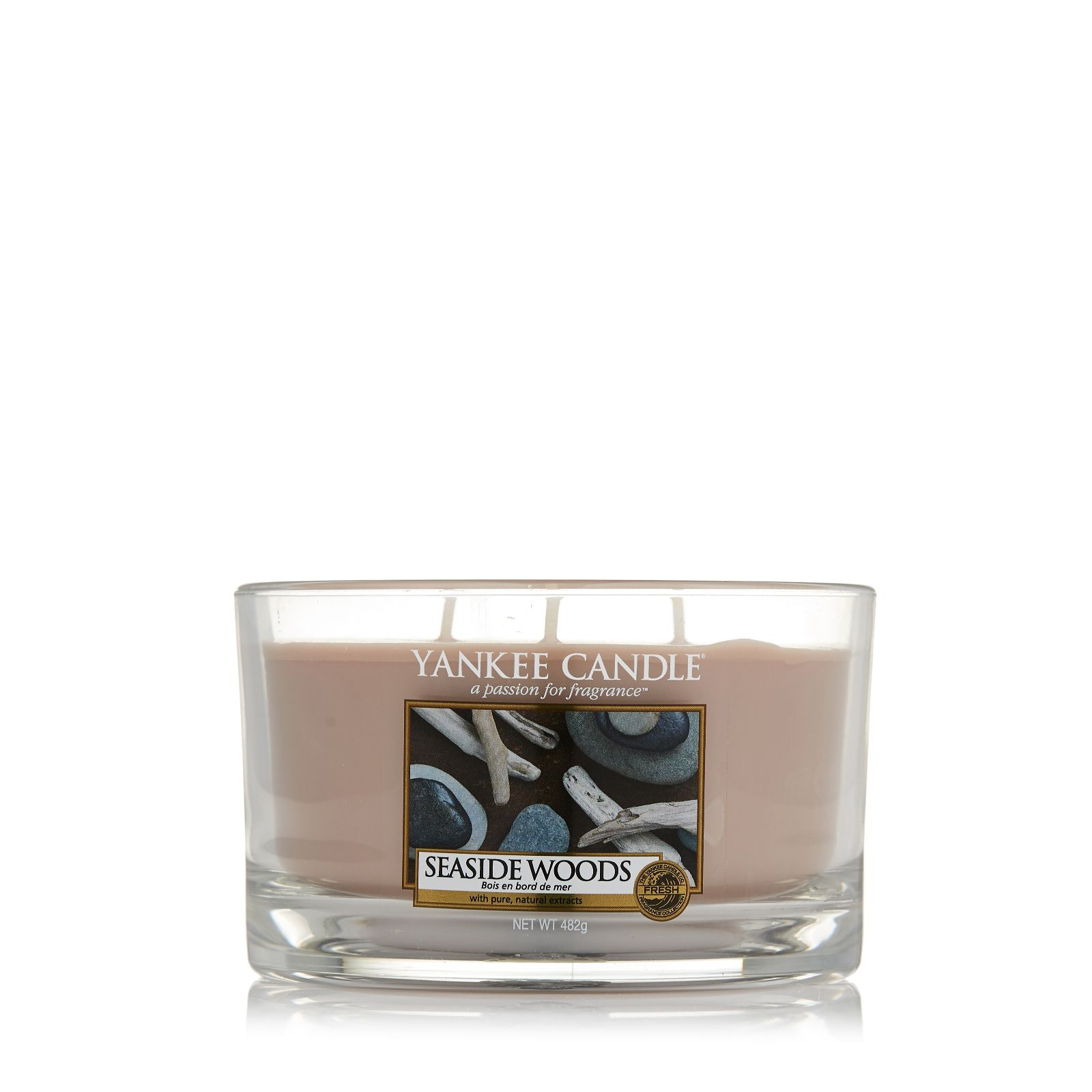 Yankee Candle 3 Piece Multi Wick Tumbler Candle Collection - QVC UK