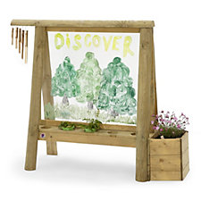 Plum Discovery Create & Paint Easel