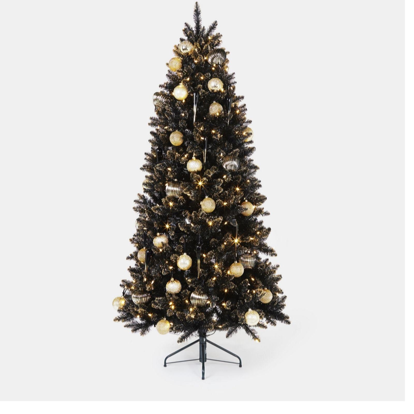 Pre Lit Frasier Fir Christmas Trees