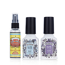 Poo Pourri 3 Piece Shoe & Poo Pourri Combo 2 oz Bottles