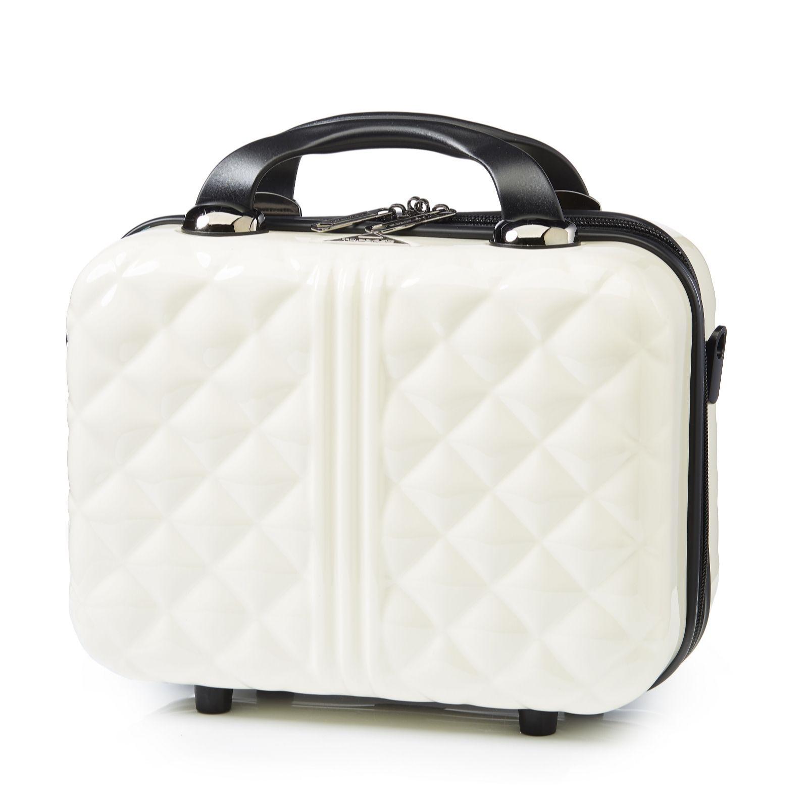bf521042b69340 Triforce Vanity Case - QVC UK