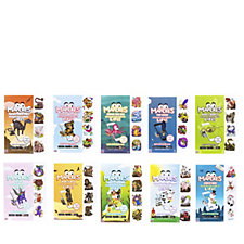Mardles Set of 10 Sticker Packs