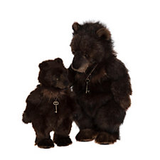 Charlie Bears Collectable Grizelle & Grace 22