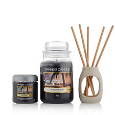 Yankee Candle Fragrance Your Home 3 Piece Collection