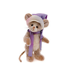 Charlie Bears Collectable Sugar Mouse 6.5
