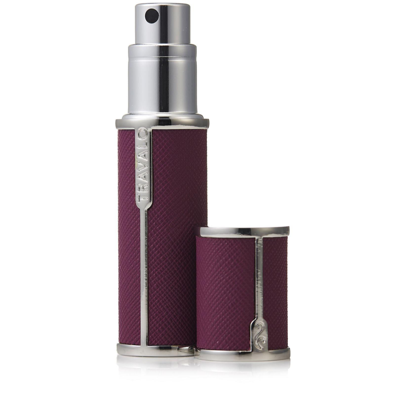 Travalo Refillable Travel Perfume Spray Bottle: Travalo Milano Refillable & Portable Perfume Spray